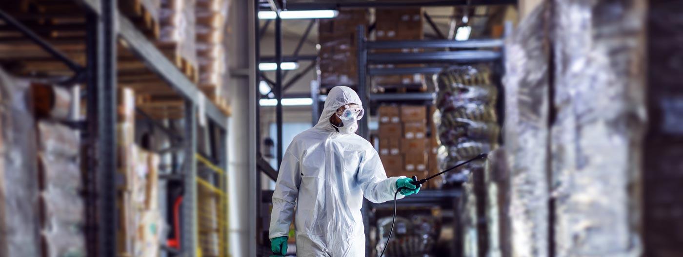 warehouse-decontamination