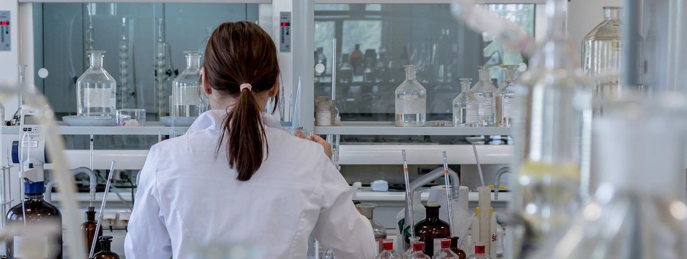 Laboratory research and development