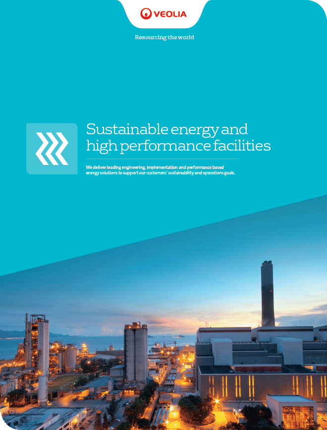 Sustainable high energy performance brochure