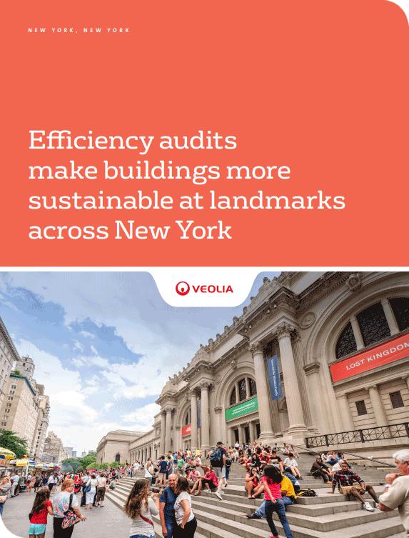 New York City buildings energy efficiency