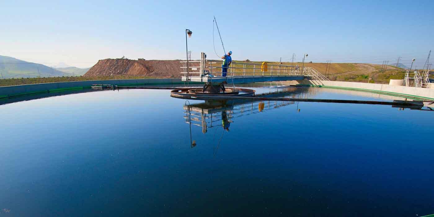 Rialto wastewater treatment